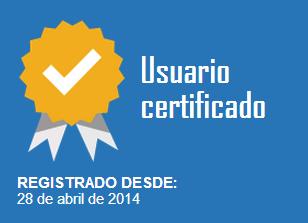 Usuario certificado, usuario con garantías