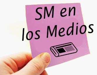 SM en los medios