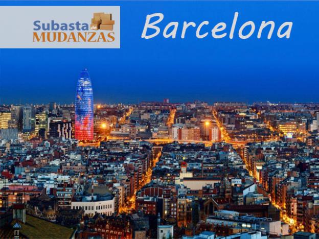 Precio de una mudanza en Barcelona